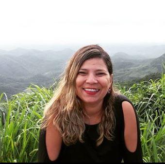 Profª Virzângela Paula Sandy Mendes